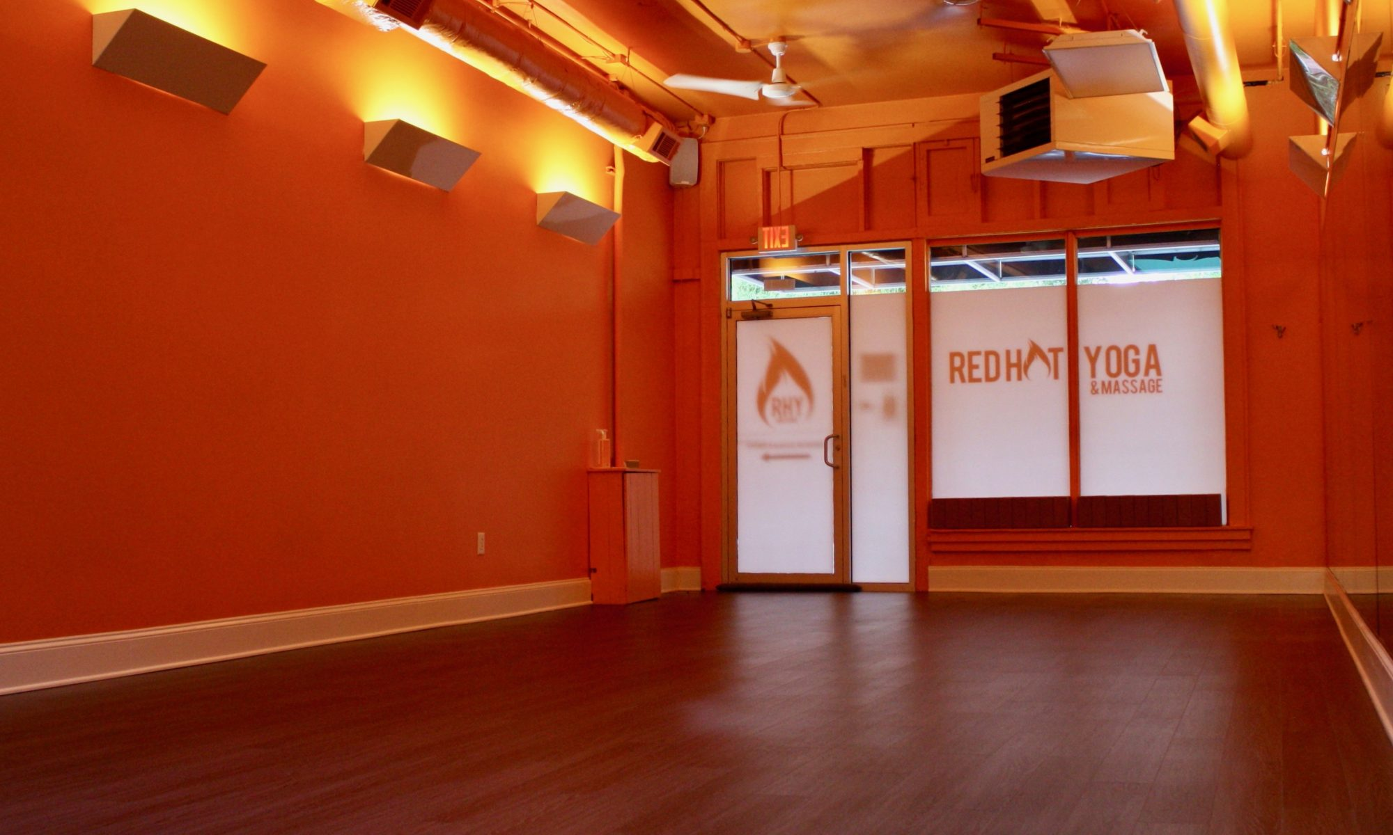Red Hot Yoga & Massage